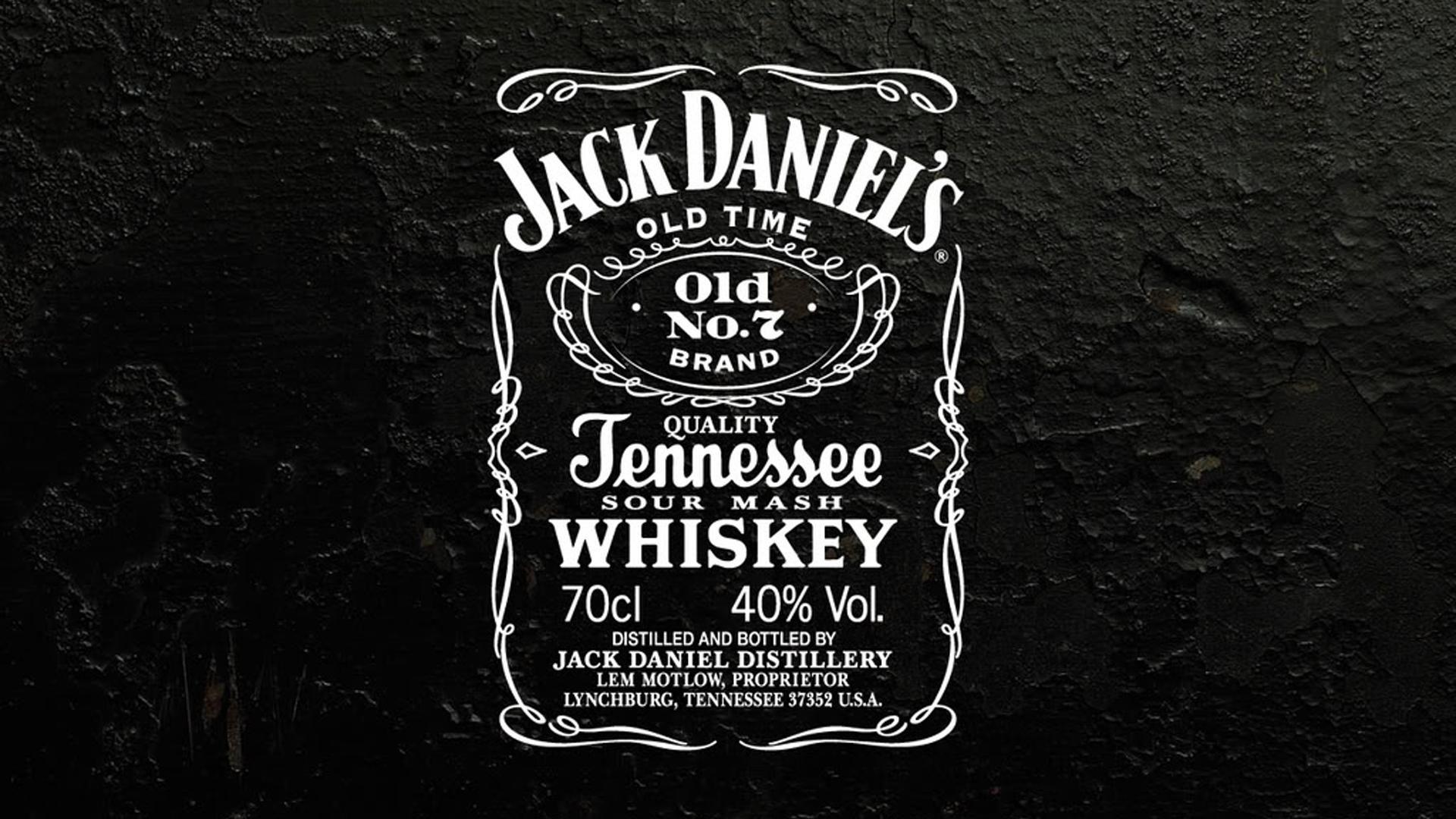 Jack Daniels Logo Wallpaper 8814813 logotype desing