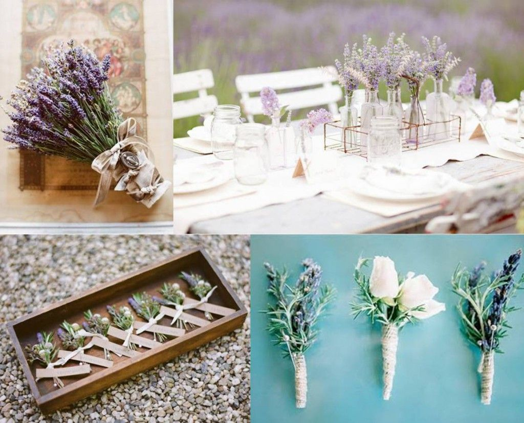 Lavender wedding decor ideas  a mood board lavender wedding decoration    Gettinu Hitched