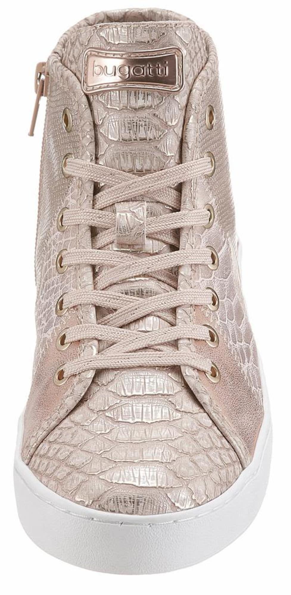 bugatti sneaker damen rosa