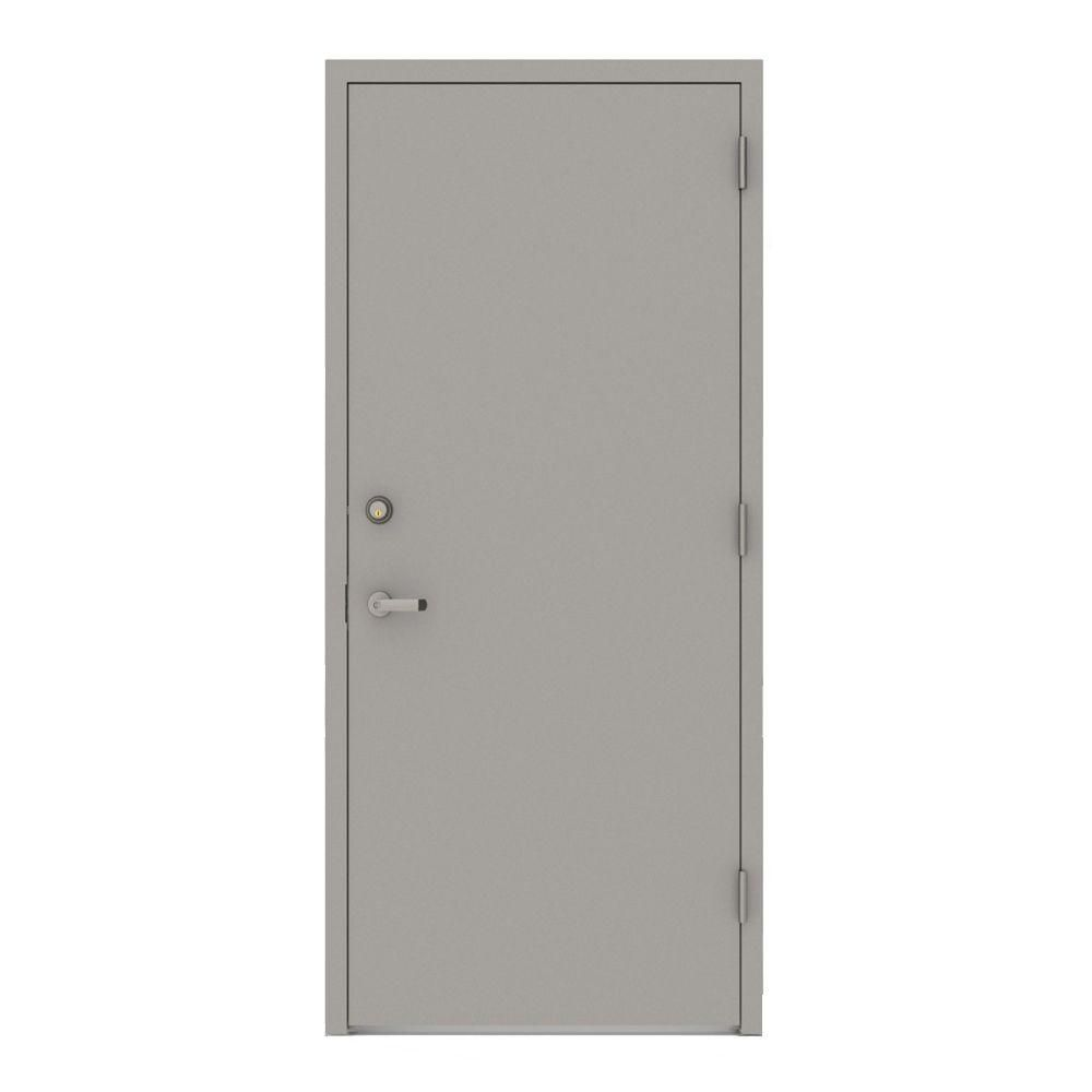 Plain steel exterior door doors pinterest doors security door