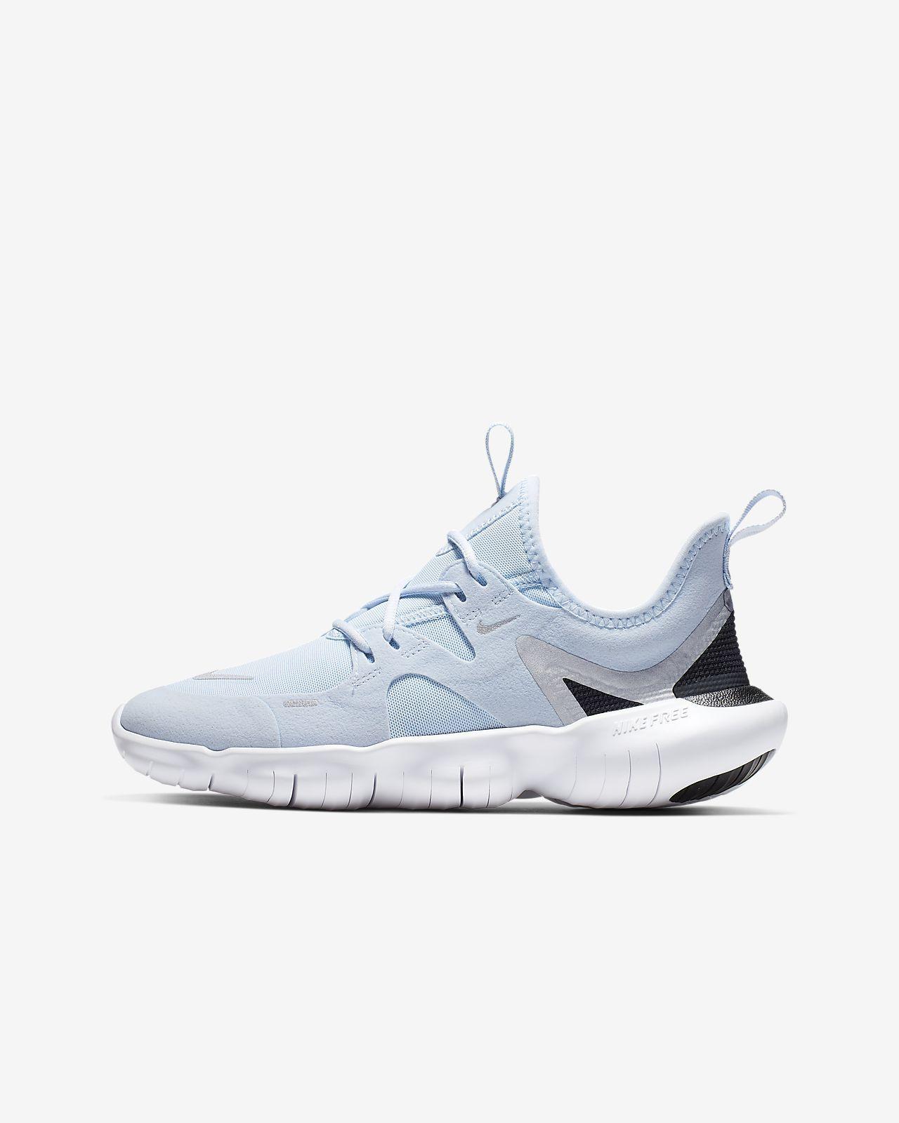 Nike Free RN 5.0 Big Kids' Running Shoe