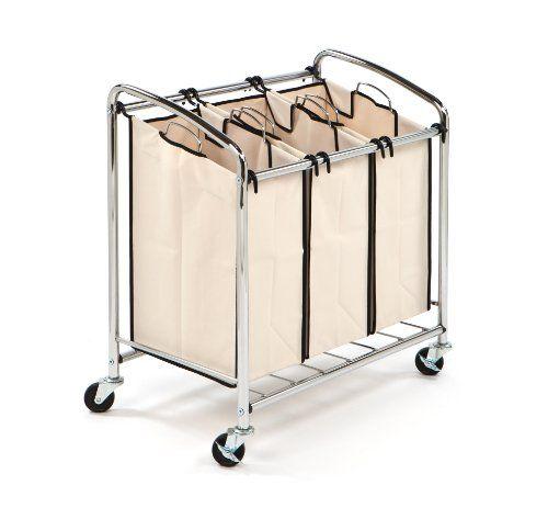 Seville Classics 3 Bag Laundry Sorter Seville Classics Http Www