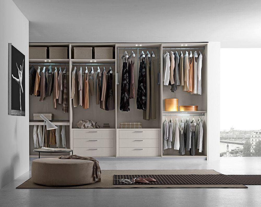 Fabulous WalkIn Closets to Make Your Mornings a Lot More