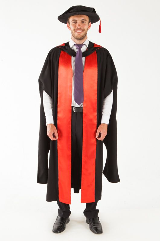 Buy a brand new Queensland University of Technology PhD graduation ...
