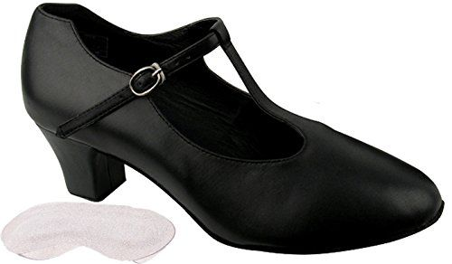 f190ca533 Very Fine Womens Salsa Ballroom Tango Practice Dance Shoes CD111 Bundle  BackofHeel Cushion Black Leather 5 M US 2 * Be sure to check out this  awesome ...