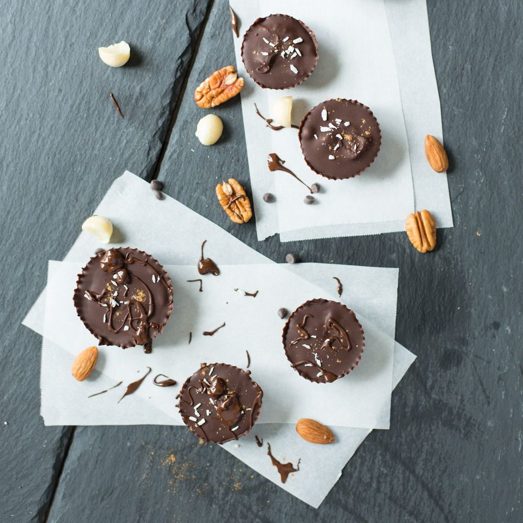 Pumpkin Butter Cups | Civilized Caveman Cooking Creations. can't wait to try these!