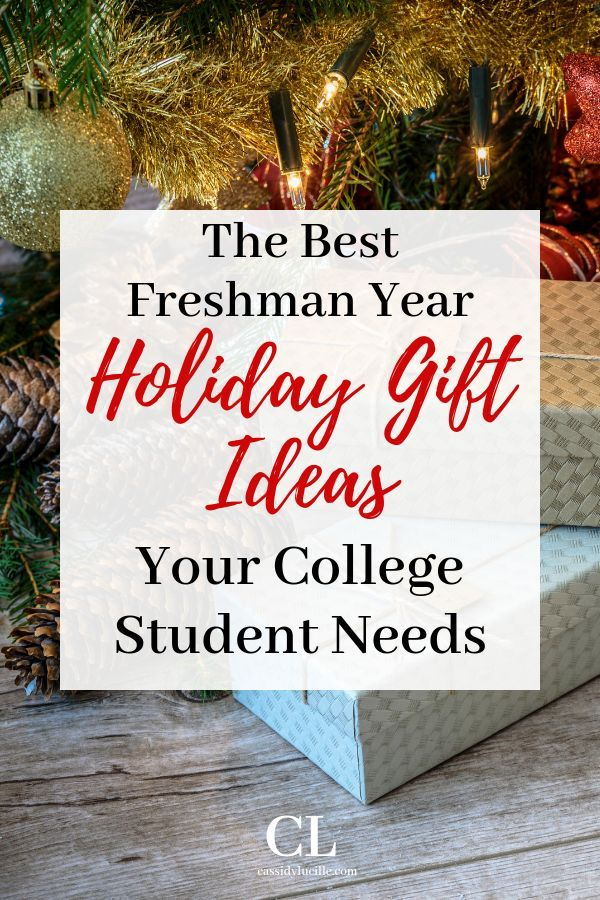 28 super easy holiday gift ideas for college students These easy cheap gift ideas are perfect for the holiday season