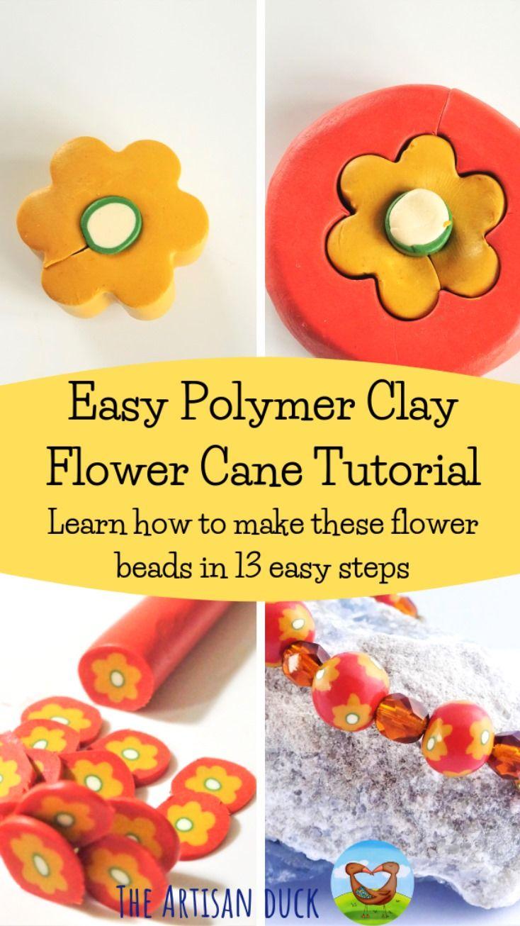 Beginner Flower Cane Tutorial