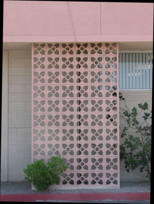 Concrete Block A Favorite Retro Material Of Course
