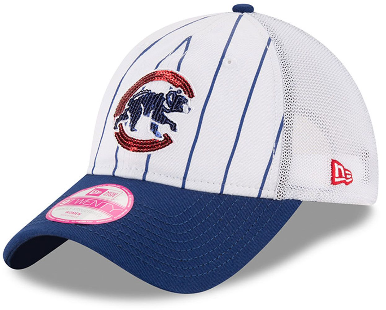a9ea16a6 Chicago Cubs Truck Lust 9Twenty Adjustable Hat by New Era #ChicagoCubs #Cubs  #FlyTheW