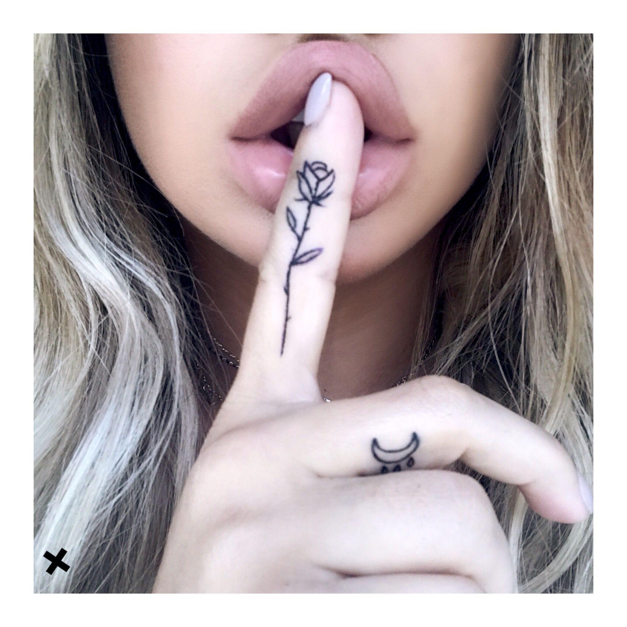 b6e89fa7a girly tattoos, small tattoos, rose tattoos, rose finger tattoo, finger  tattoos, finger rose tattoo, cute small tattoos