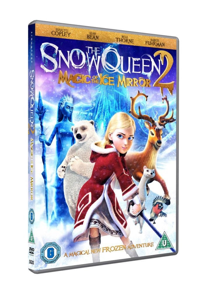 The Snow Queen Magic of the Ice Mirror Digital Review