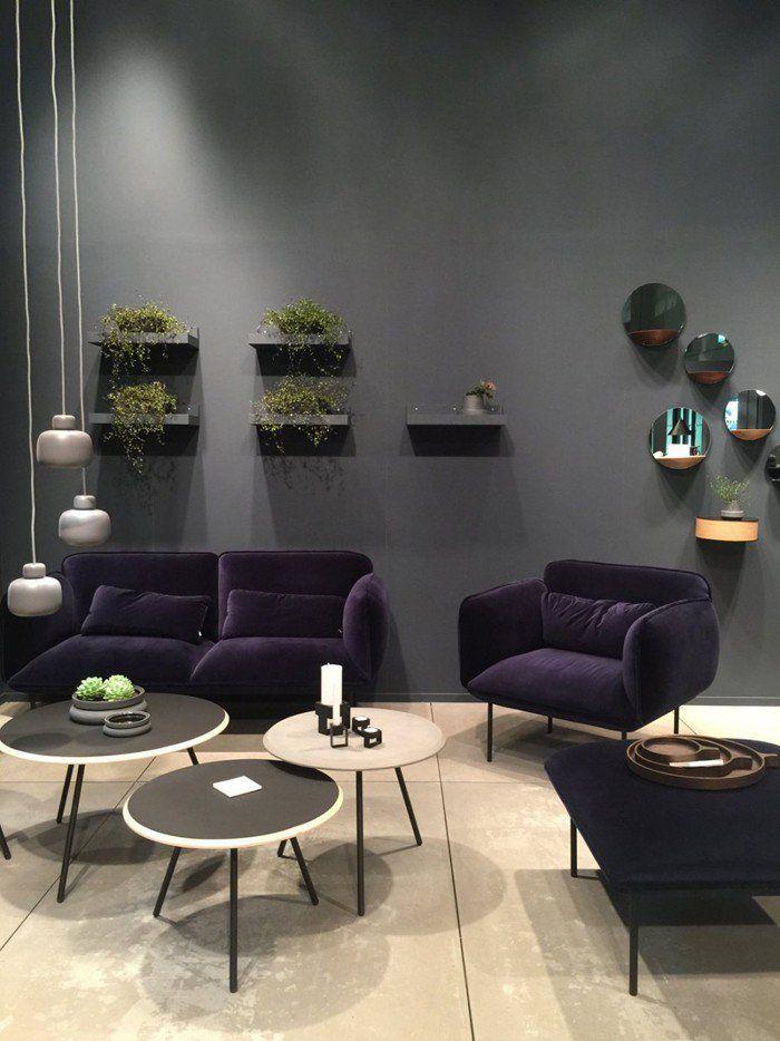 Schon Einrichtungsbeispiele 50 Graustufen Wohnideen Design Ideen Gestaltungsideen  In Grau35