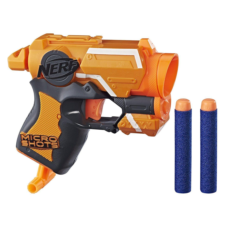 Amazon Nerf MicroShots N Strike Elite Firestrike Toys & Games Nerf