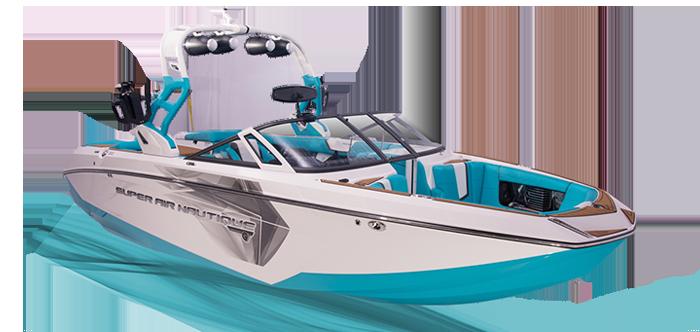 Super Air Nautique G23 Sport boats, Boat