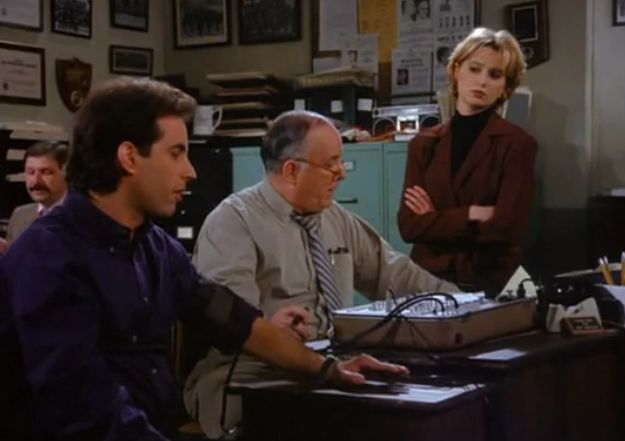 34 People You Probably Didn T Know Were On Seinfeld Seinfeld Best Sitcoms Ever What Is Your Name