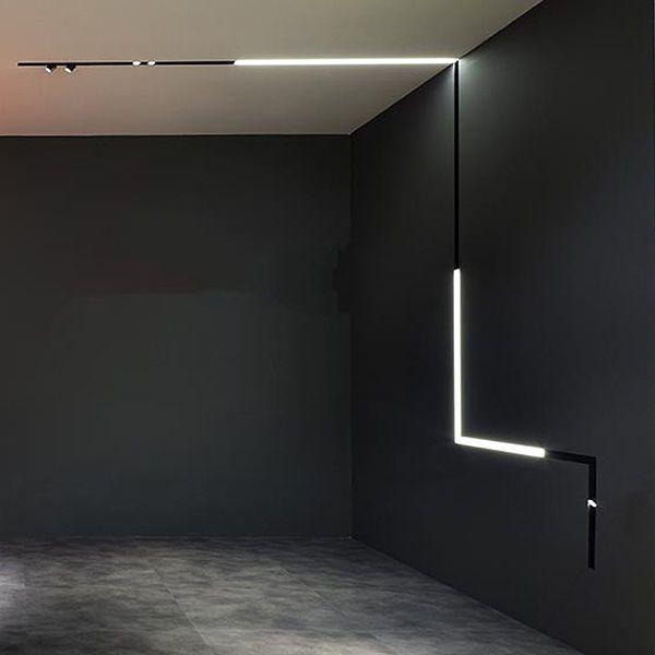 LED-Lichtleiste - THE RUNNING MAGNET : LIGHT STRIP - FLOS - Videos