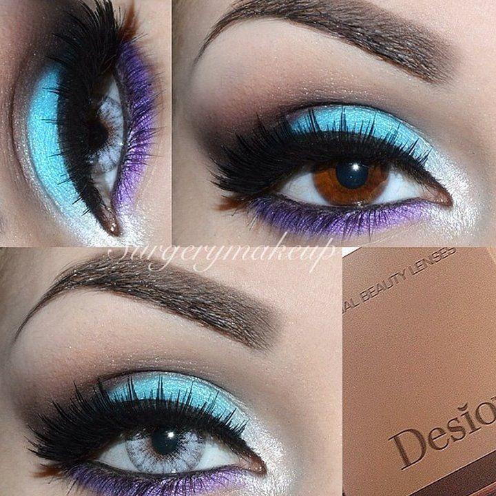 desio contact lenses blue