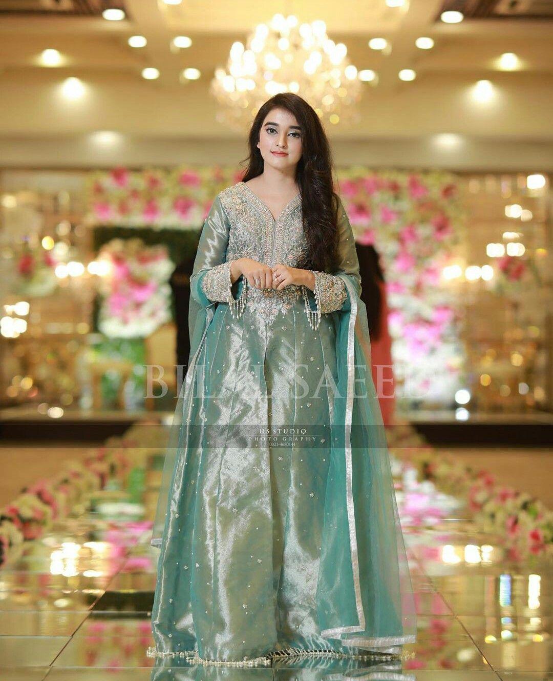 Bride sister's wedding vibes   Stylish dresses for girls, Wedding ...