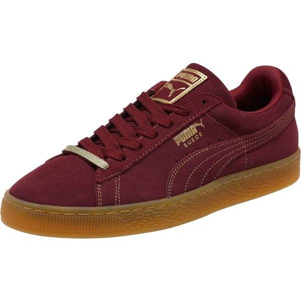 Puma Suede Classic Gold Foil Men's Sneakers ($70) </p>                 <!--bof Quantity Discounts table -->                                 <!--eof Quantity Discounts table -->                  <!--bof Product URL -->                                 <!--eof Product URL -->             </div>             <div id=