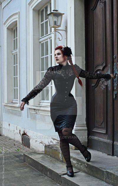 Black Rose by MADmoiselleMeli on DeviantArt