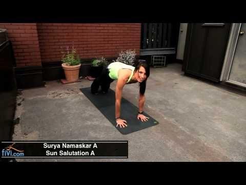 sun salutation a  sun salutation surya namaskar yoga asanas