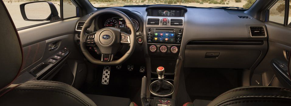 WRX 2019 Wrx, Car interior, Steering wheel