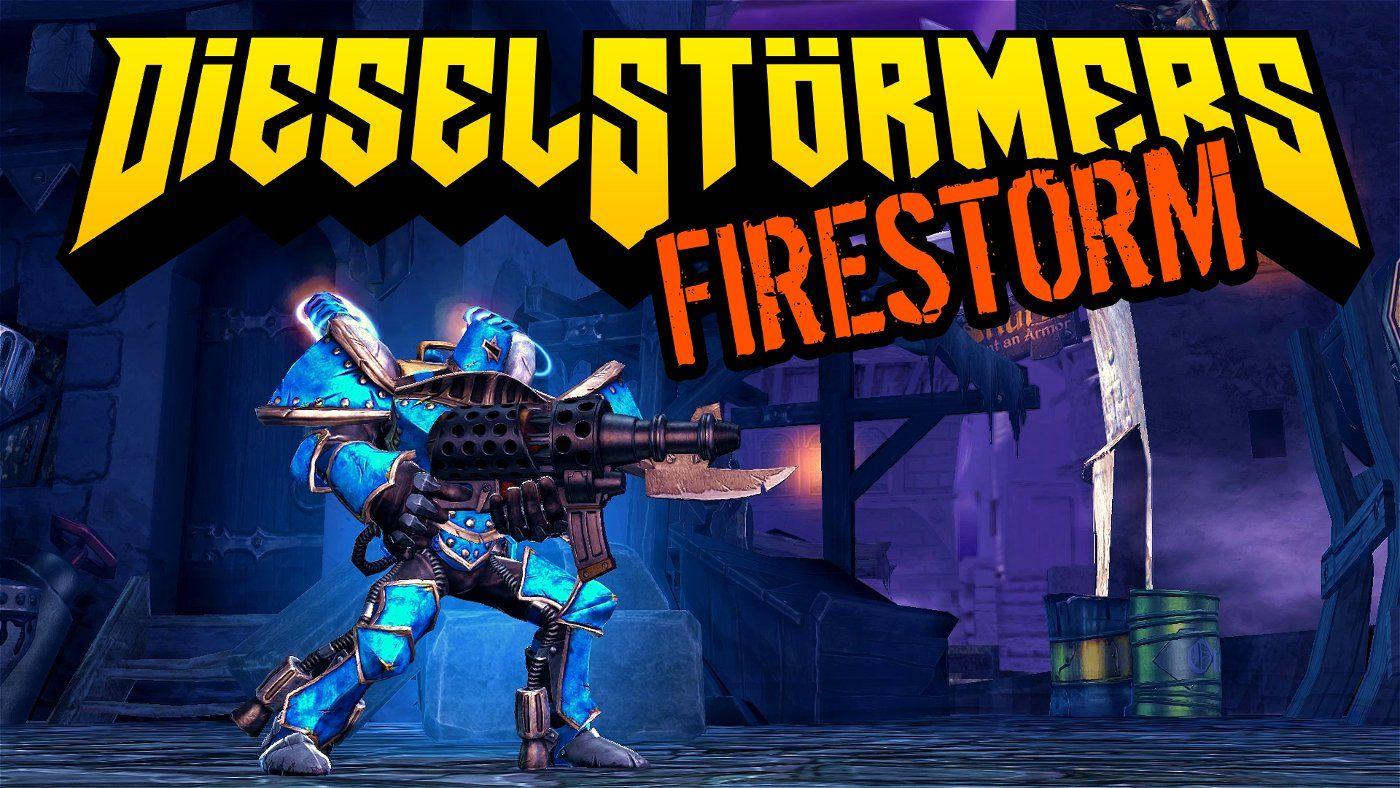 Dieselstörmers 'Firestorm'Update ist live Giana