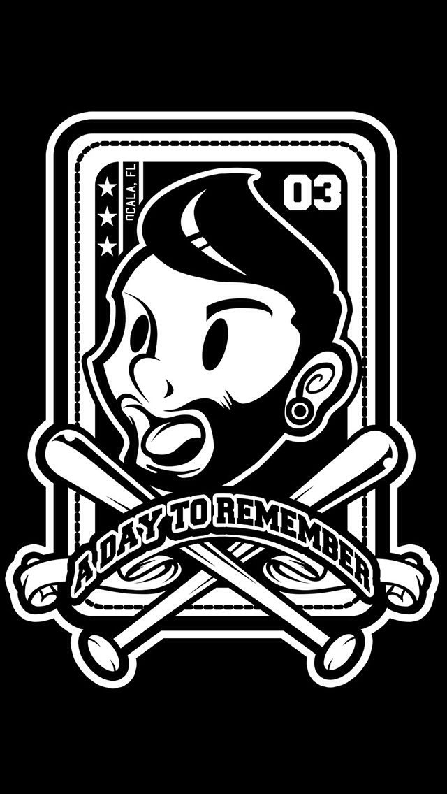 A Day To Remember Card Tattoo Tattoos And A Day To Remember 3