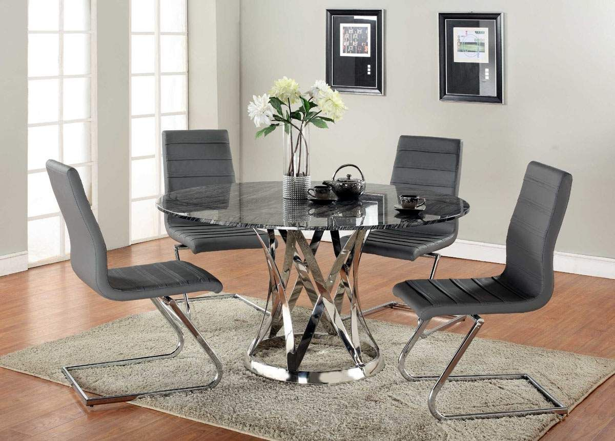 Portrait Of Cowhide Dining Chair Moving Traditional Matter Into Mesmerizing Italian Dining Room Tables Design Inspiration