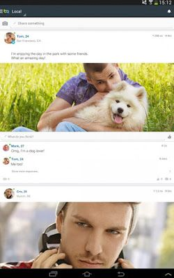 Free gay chat apps for android