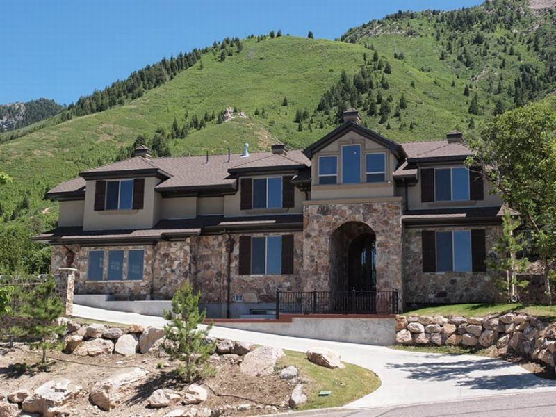 9 bedroom luxury vacation and executive home in millcreek ut near