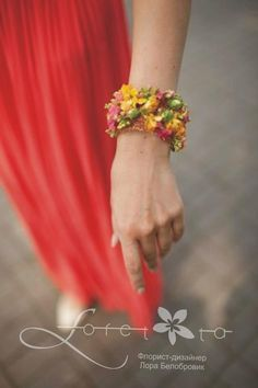 Fresh Flower Bracelets For Weddings Google Search