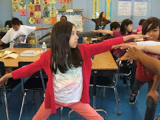 yoga in the classroom  yoga for kids teaching lessons