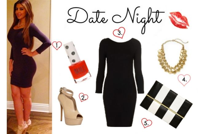 Get my date night look for less!