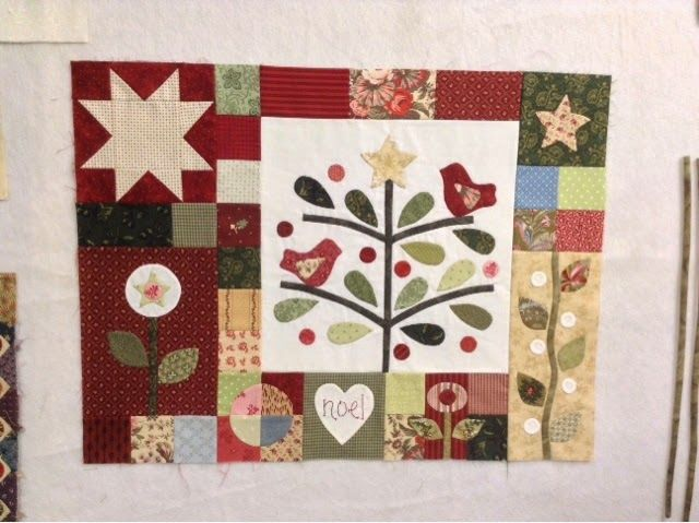 Always Applique: Stonefields and more