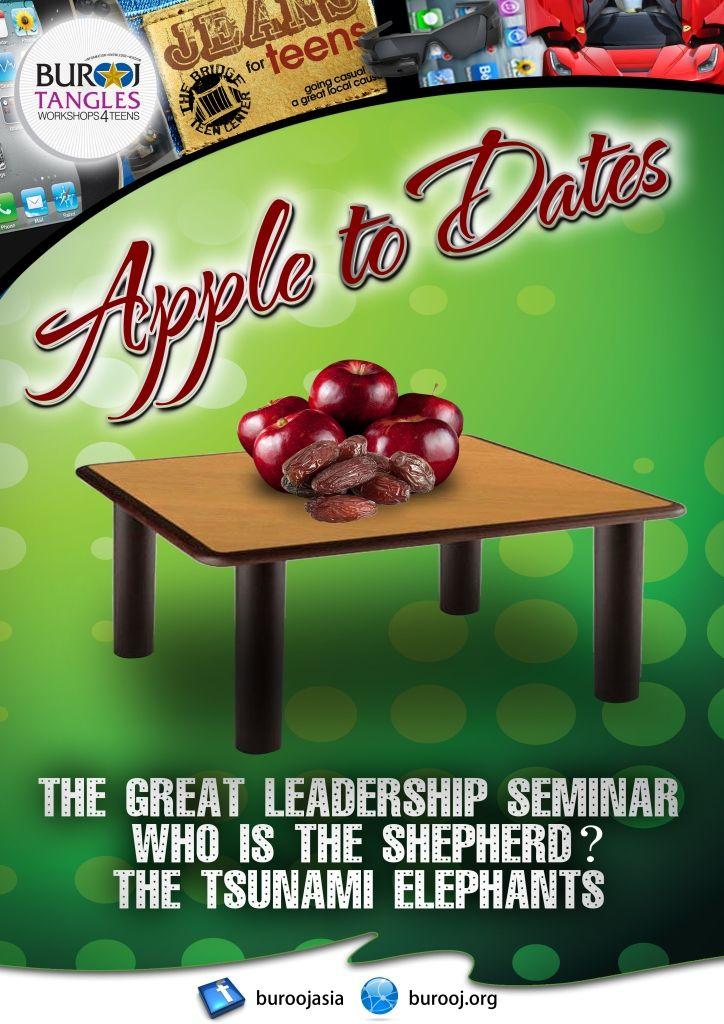 Leadership workshop for teenagers Burooj Tangles Pinterest