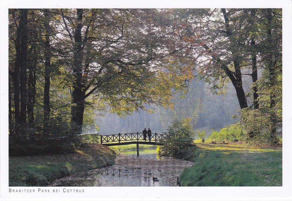 Branitzer Park Cottbus Germany