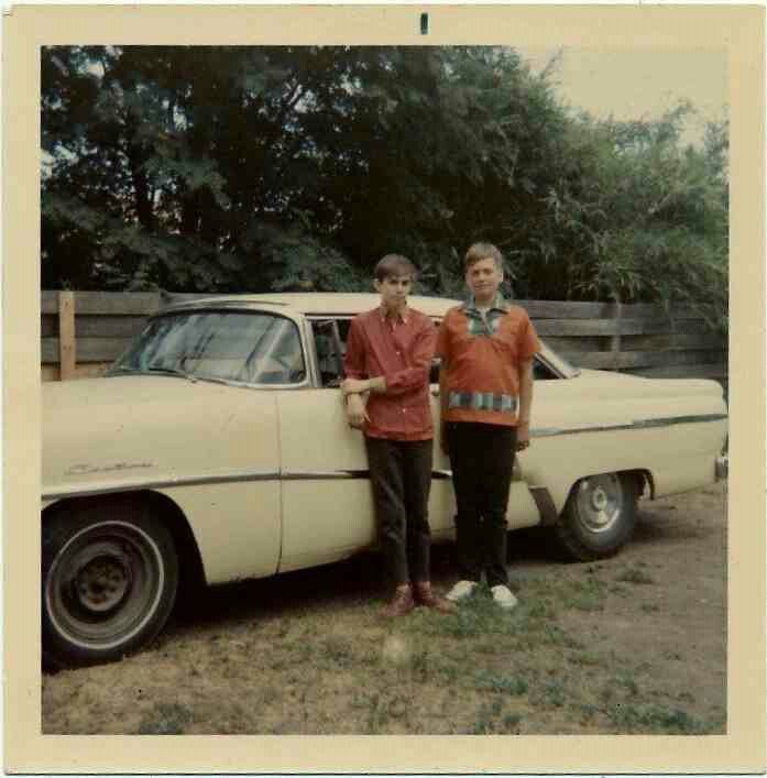 Vintage color snapshot via joshuafountainjoshuafountain