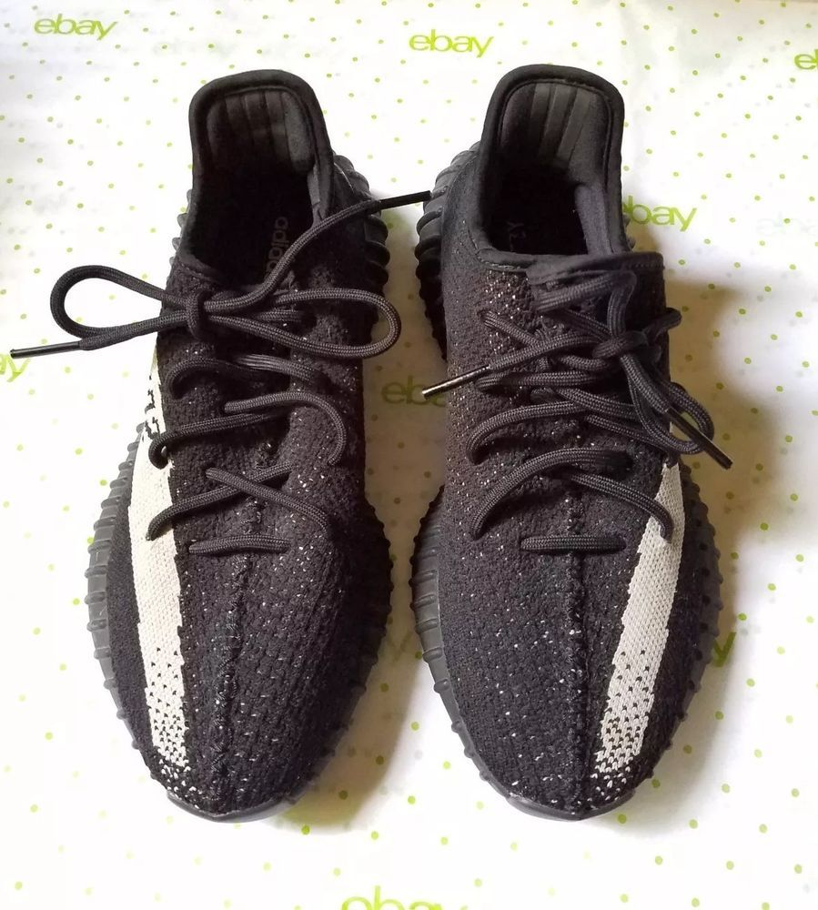 8949a819d8e15 eBay  Sponsored Adidas yeezy boost 350 V2 Oreo size 7.5 BY1604 100%  authentic LIMITED COLLECTOR