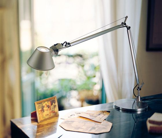 Guiding Light Artemide Table Lamp Desk Lamp Bedside Lamp