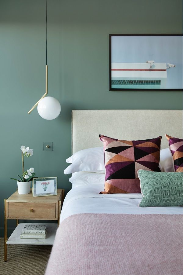 A London Home That Mixes Scandi Style with Bold Artwork — Heart Home