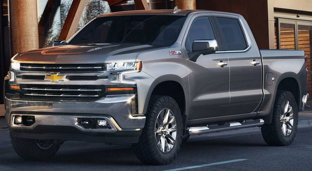2019 Chevrolet Silverado Chevrolet Silverado Chevrolet Pickup Chevrolet Trucks