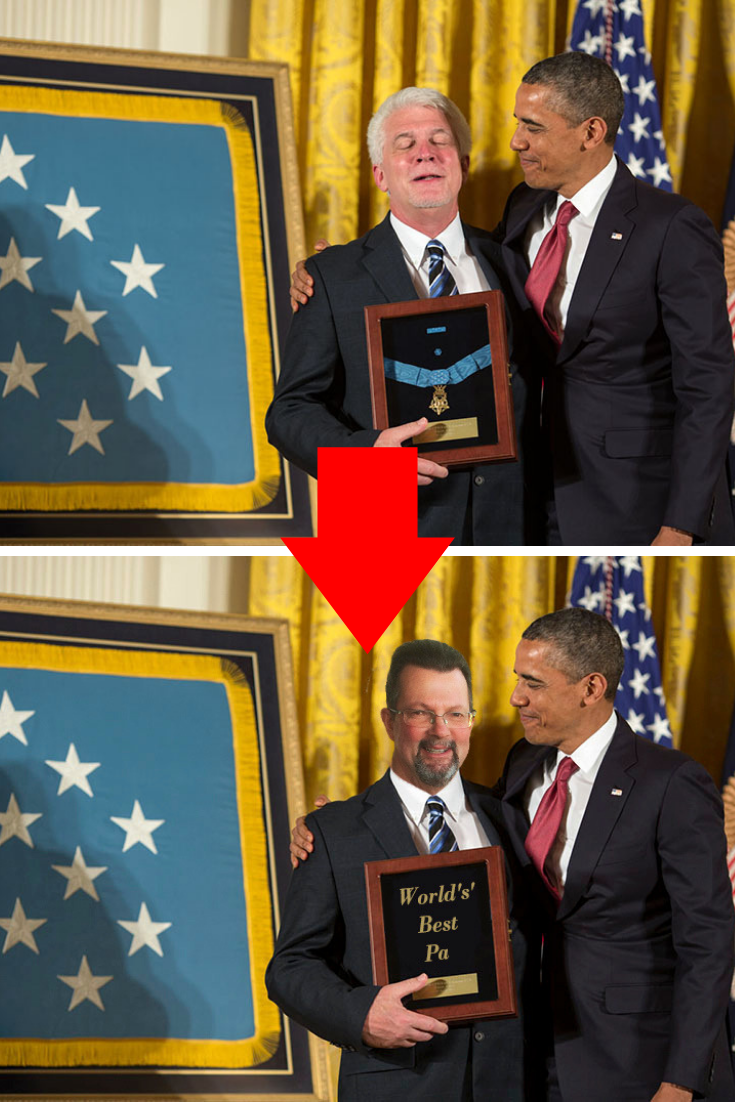 Nonton Tutorial Vector Obama Style Yuk Sang Vectoria Jenaka Ilustrasi Vektor Seni Vektor Cara Menggambar