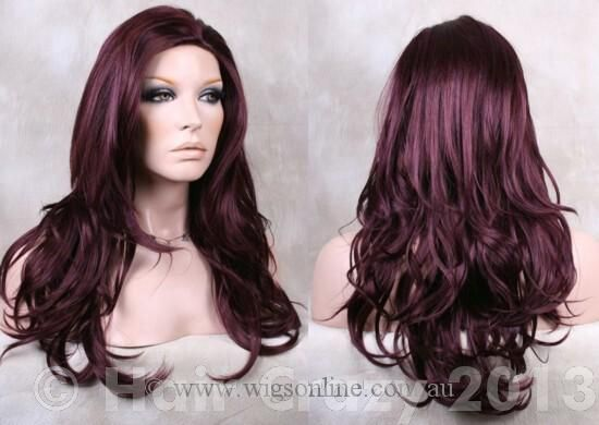 Aubergine Hair Colour Google Zoeken