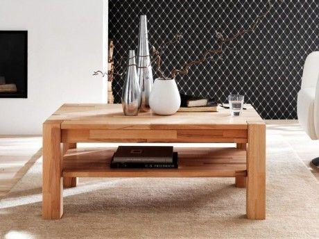 Flamme Küchen + Möbel - Couchtisch aus Massivholz - MCA Peter - moderne tische fur wohnzimmer