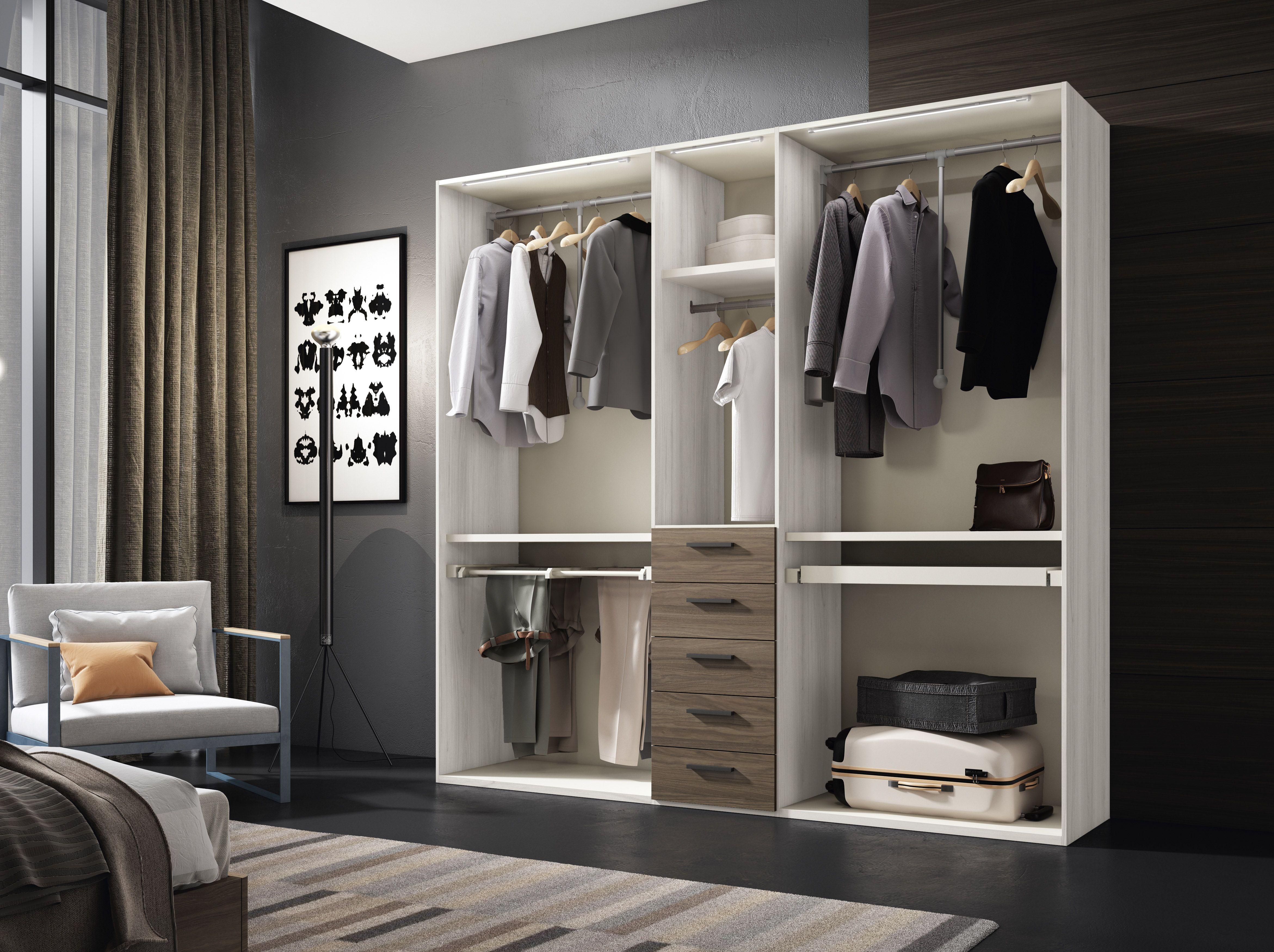 Grupo exojo armario cat logo creta top armario for Catalogo de closets