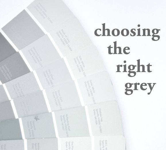 Grey Is The Neutral Of Day In Interior Design Because Its Cool And Calming Effects Choosing Right Paint Not As Simple Looking At