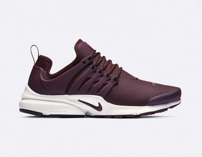 W Air Presto Premium - Bordeaux Cute Nike Shoes 5b0acc66e