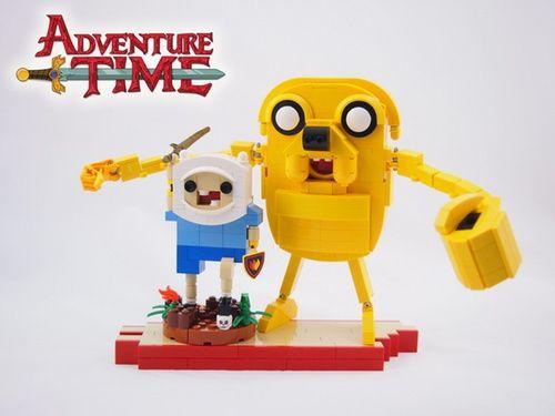 Ccys Moc Lego Adventure Time A Lego Creation By Ccy 8086